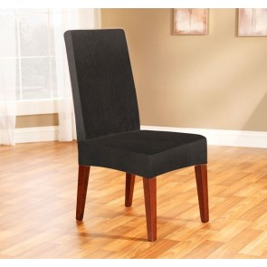 Sure Fit Pearson Ebony Dining Chair Cover cs