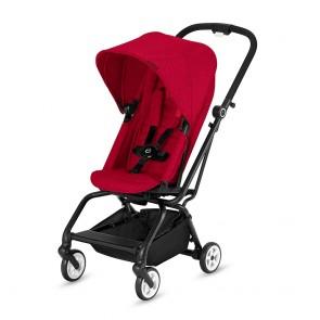 Cybex Eezy S Twist Stroller Rebel Red