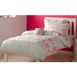 Whimsy Dotty Days Double Quilt Cover Set