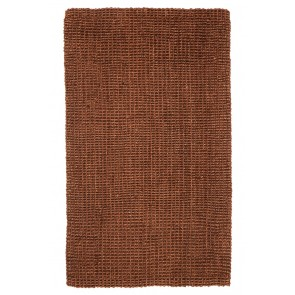 Fab Habitat Estate Dark Brown Rug