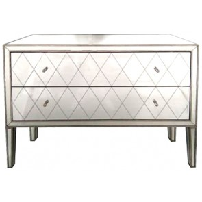 Cafe Lighting Krystal Console Table