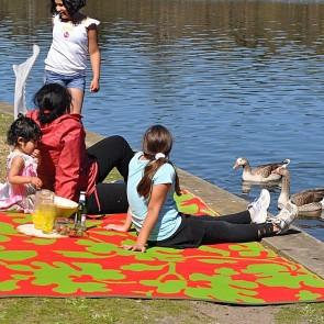 Fab Rug Oslo Plastic Outdoor Rug
