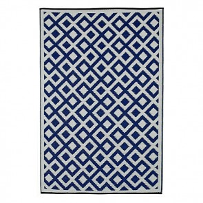 Marina Indoor/Outdoor Blue Rug