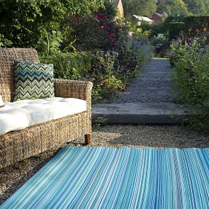 Fab Rug Cancun Plastic Outdoor Rug