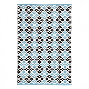 Fab Rug Megh Cotton Blue Rug