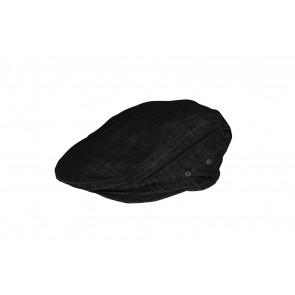 Fairfax Black Driver Cap