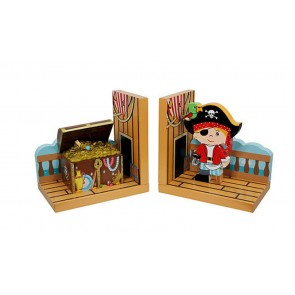 Teamson Pirate Bookends