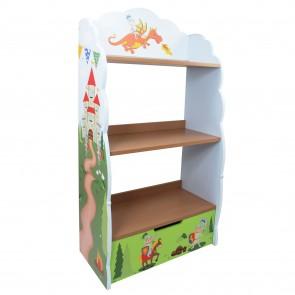 Teamson Knights & Dragon Bookshelf