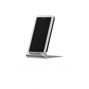 Fast Charge Wireless Stand - Silver
