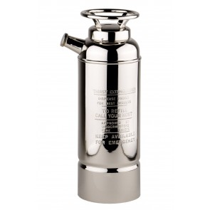 Fire Extinguisher Shaker by AM Living