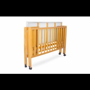 Babyhood Fold N Go Timber Cot