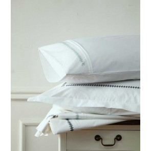 MM Linen French Bee King Sheet Set