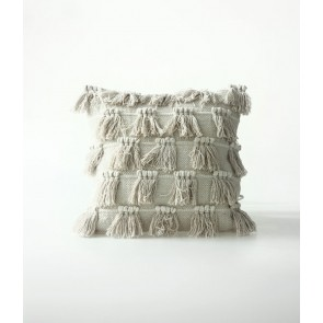 Fringe Square Cushion by MM linen