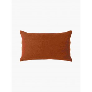 Gemini Cushion by Linen and Moore