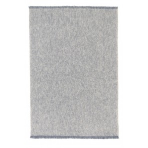 St Albans Alpaca Granite Throw Rug