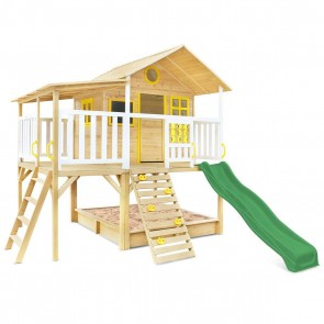 Lifespan Kids Warrigal Cubby House with Pergola