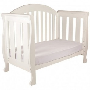 Babyhood Grow With Me Sleigh 6 In 1 Cot