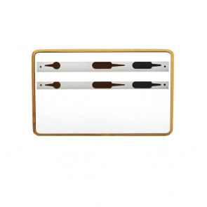 AllDock HybridX Wireless Compact Walnut & White