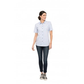Havana Womens Blue Shirt