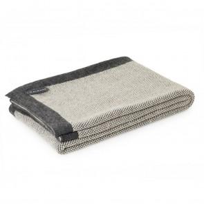 St Albans Alpaca Merino Wool Blend Haze Throw Rug