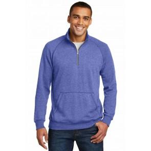 District Made Mens Lightweight Fleece 1/4-Zip