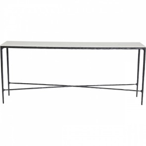 Heston Console Table - Black