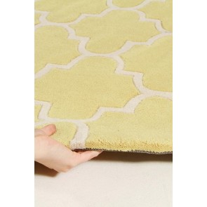 Gold 625 Round By Rug Culture