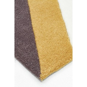 Gold 635 Blue By Rug Culture