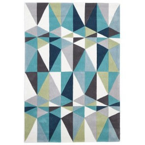Gold 646 Charcoal By Rug Culture