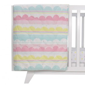 Ice Cream All Season Cot Quilt by Lolli Living