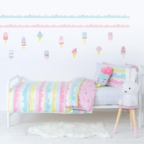 Ice Cream Duvet Set by Lolli Living