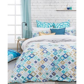 Bambury Mosaic Quilt Cover Set