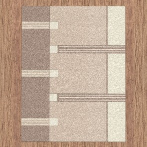 Spiro Beige Imperial Carving Rug by Saray Rugs