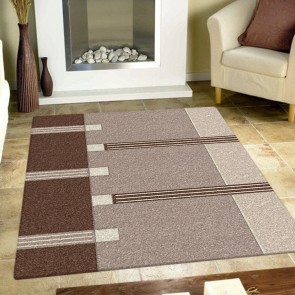 Spiro Brown Imperial Carving Rug by Saray Rugs