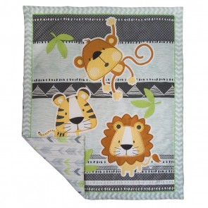 Jabali All Seasons Cot Quilt by Living Textiles