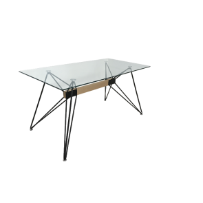 Japandi Web Table by 6ixty