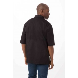 Montreal Black Cool Vent Chef Jacket by Chef Works