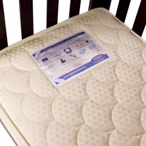 Babyhood Orthopedic Breathe Eze TM Innerspring Mattress