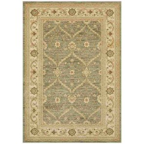 Jewel 800 Green By Rug Culture