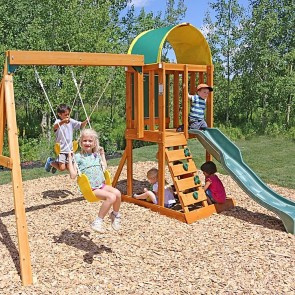 Kidkraft Ainsley Outdoor Playground Set