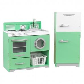 Kidkraft Homestyle 2-Piece Kitchen