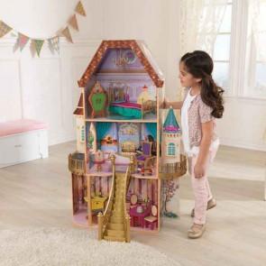 Kidkraft Disney Princess Belle Enchanted Dollhouse