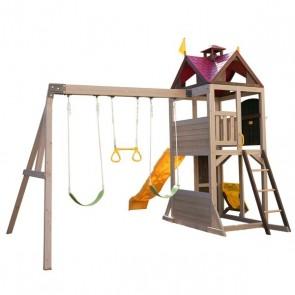 Kidkraft Summerhill Swing & Slide Playset