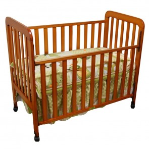 Babyhood Kinder 2 In 1 Cot