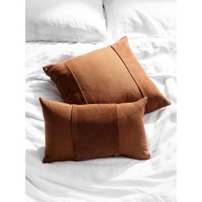 L&M Home Alec Tobacco Cushion