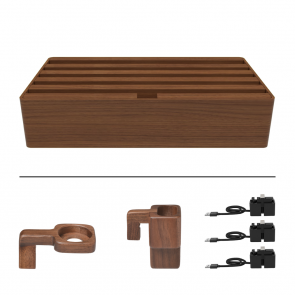 Walnut Bamboo Package
