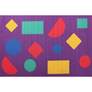 Little Circus Shapes By Rug Culture