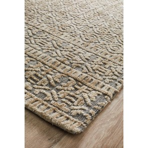 Levi 361 Natural Grey By Rug Culture