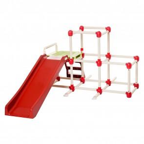 Lifespan Kids Lil' Monkey Olympus Climb 'N' Slide
