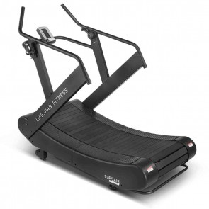 Lifespan Fitness Corsair FreeRun 200 Curved Treadmill